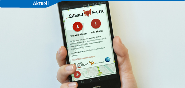 Verkehrslage App