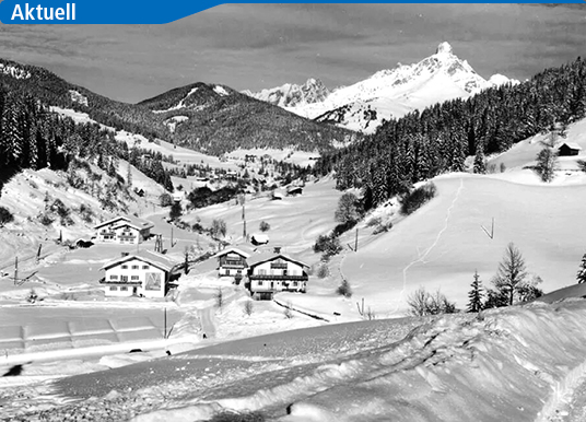 Wintersaison 2016/17 – ein Winter wie damals?