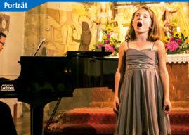 Chiara Schörghofer – kleines Gesangstalent ganz groß