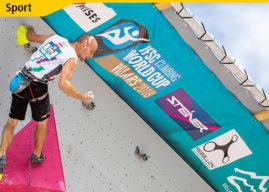 Doppelsieg für Radstädter Kletterer