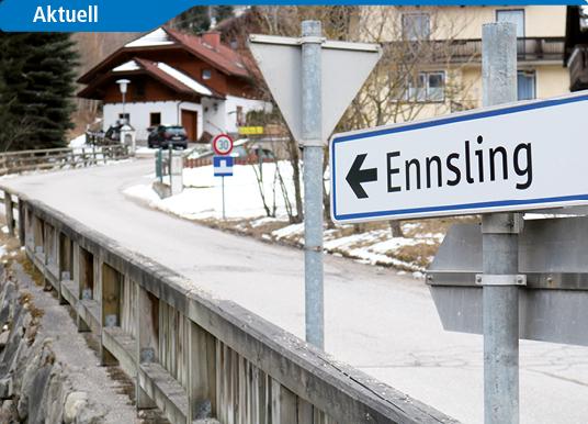 Bau-Chaos in Ennsling