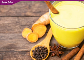 Goldene Milch für ein starkes Immunsystem in der Grippezeit