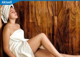 Die Sauna – das gesunde Bad in heißer Luft