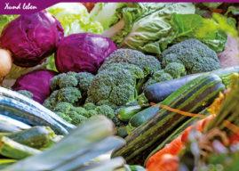 Regional und saisonal – gesunde Vielfalt auf dem Teller