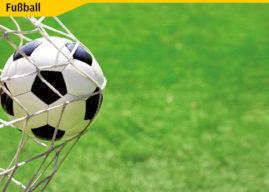 Fußball – alle regionalen Ergebnisse und Tabellen auf einen Blick